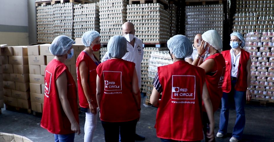 Food Donation 2021 – Wave 6